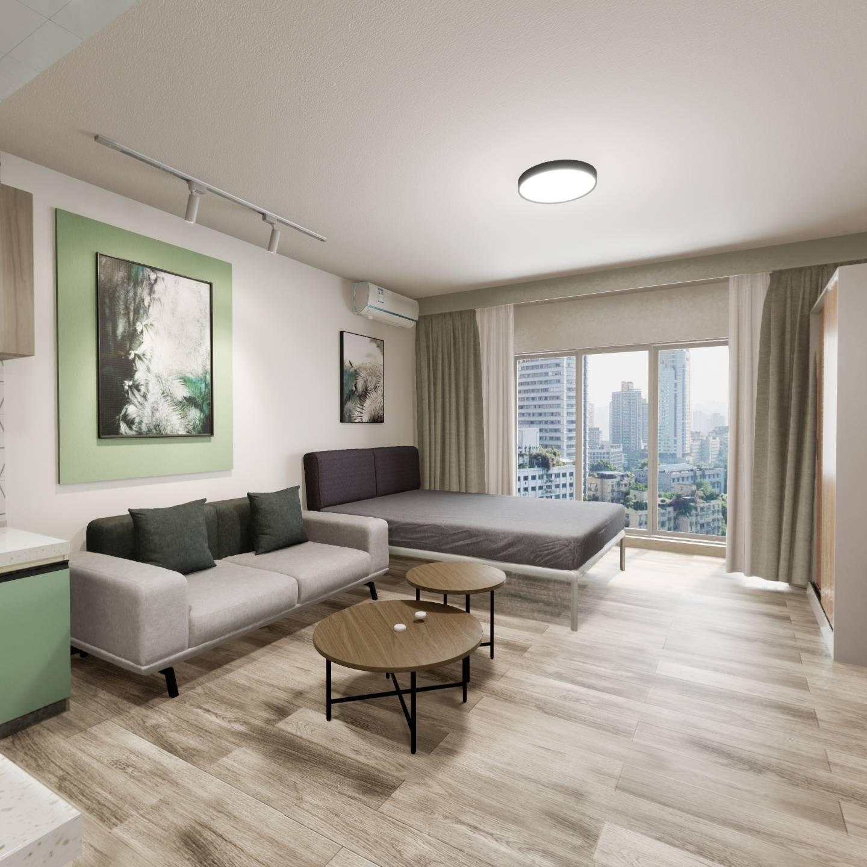 北京整租易构空间租房户型实景图