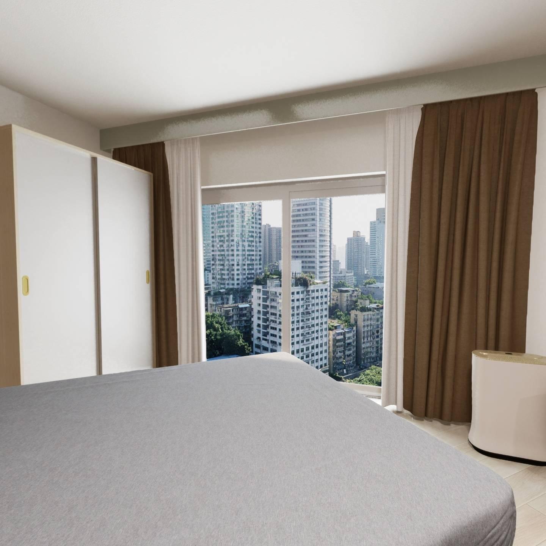 北京整租朗琴园租房户型实景图